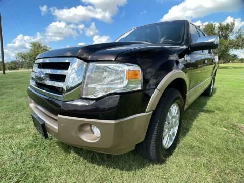 2014 Ford Expedition EL for sale at Carz Of Texas Auto Sales in San Antonio TX