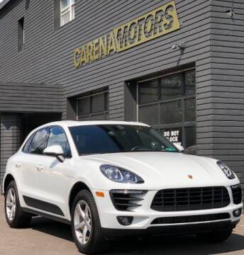 2018 Porsche Macan for sale at Carena Motors in Twinsburg OH