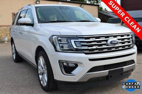 2018 Ford Expedition for sale at LAKESIDE MOTORS, INC. in Sachse TX