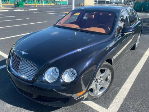 2006 Bentley Continental for sale at Eden Cars Inc in Hollywood FL