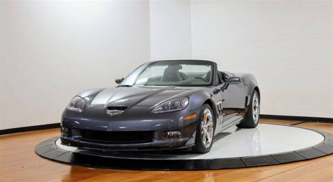 2010 Chevrolet Corvette for sale at Mershon's World Of Cars Inc in Springfield OH