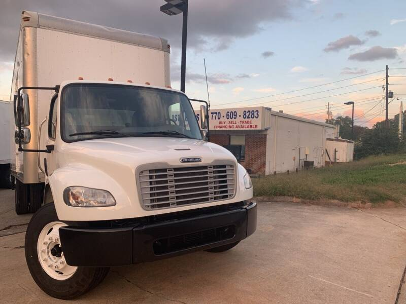 2015 Freightliner M2 106 for sale at Trust Autos, LLC in Decatur GA