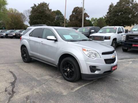 2011 Chevrolet Equinox for sale at WILLIAMS AUTO SALES in Green Bay WI