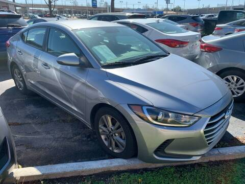 2017 Hyundai Elantra for sale at New Start Auto in Richardson TX