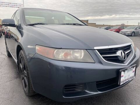2004 Acura TSX for sale at VIP Auto Sales & Service in Franklin OH