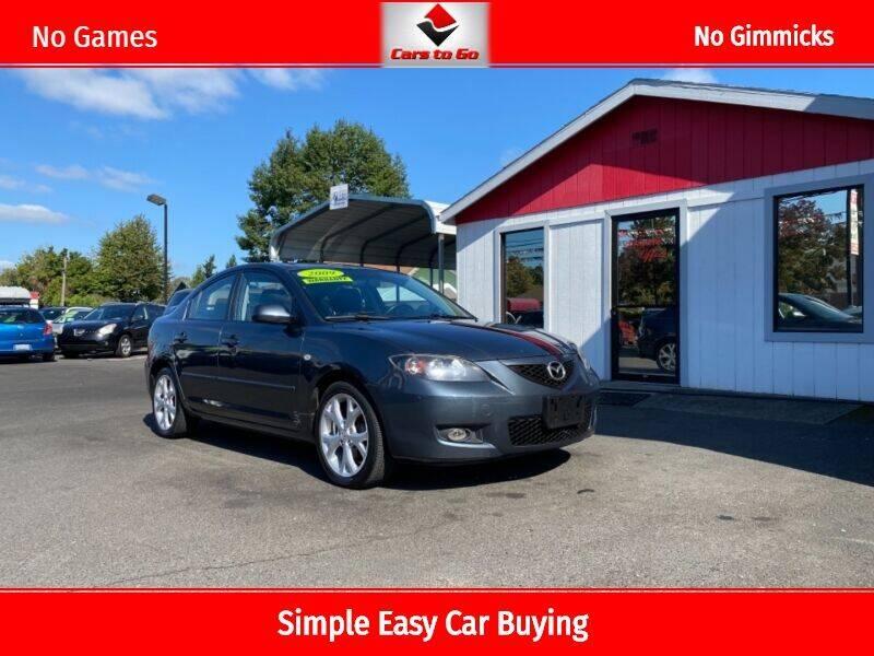 2009 Mazda MAZDA3 for sale at Cars To Go in Portland OR