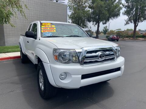 2007 Toyota Tacoma for sale at Right Cars Auto Sales in Sacramento CA