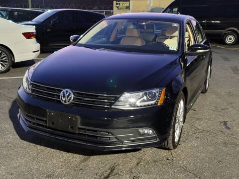 2016 Volkswagen Jetta for sale at AW Auto & Truck Wholesalers  Inc. in Hasbrouck Heights NJ