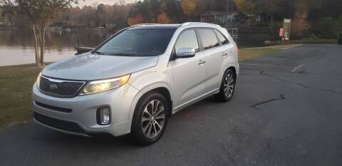 2014 Kia Sorento for sale at Village Wholesale in Hot Springs Village AR