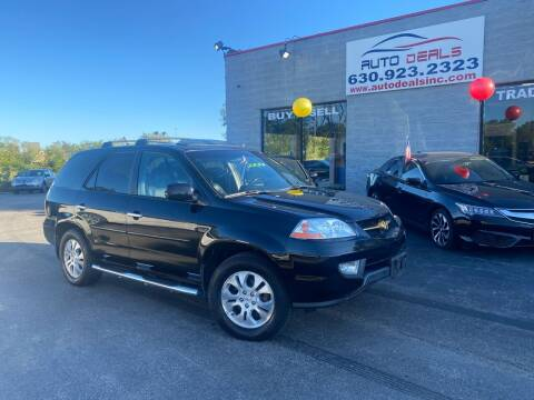 2003 Acura MDX for sale at Auto Deals in Roselle IL