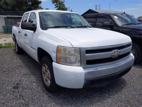 2008 Chevrolet Silverado 1500 for sale at Car Spot Of Central Florida in Melbourne FL