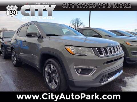 2021 Jeep Compass for sale at City Auto Park in Burlington NJ