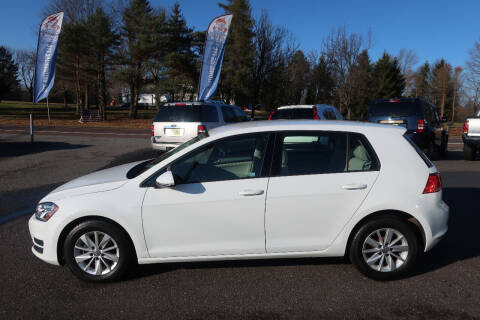 2015 Volkswagen Golf for sale at GEG Automotive in Gilbertsville PA