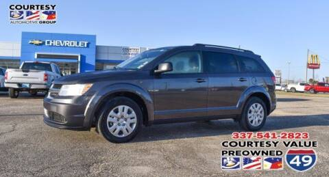 2019 Dodge Journey for sale at Courtesy Value Pre-Owned I-49 in Lafayette LA