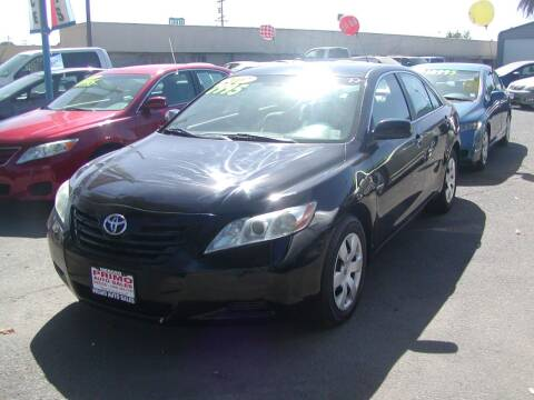 2007 Toyota Camry for sale at Primo Auto Sales in Merced CA