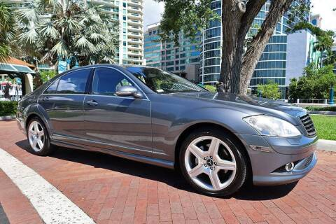 2007 Mercedes-Benz S-Class for sale at Choice Auto in Fort Lauderdale FL