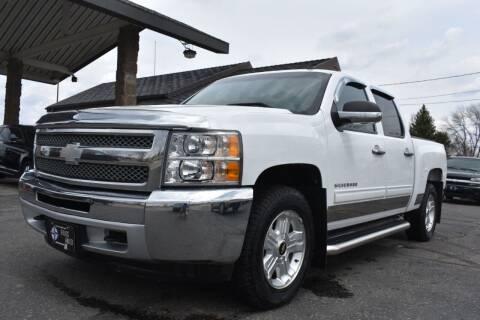 2012 Chevrolet Silverado 1500 for sale at Atlas Auto in Grand Forks ND