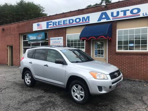 2009 Toyota RAV4 for sale at FREEDOM AUTO LLC in Wilkesboro NC