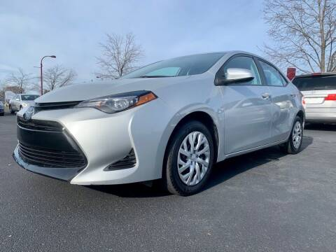 2019 Toyota Corolla for sale at Columbus Car Trader in Reynoldsburg OH