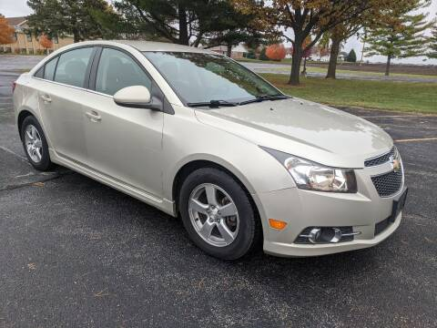 2014 Chevrolet Cruze for sale at Tremont Car Connection in Tremont IL