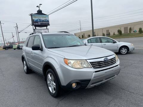 2009 Subaru Forester for sale at A & D Auto Group LLC in Carlisle PA