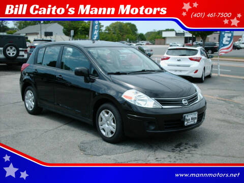 2011 Nissan Versa for sale at Bill Caito's Mann Motors in Warwick RI