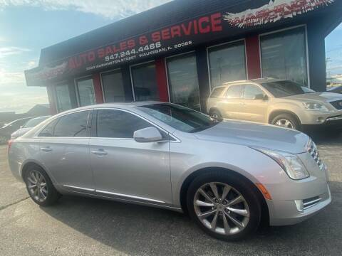 2013 Cadillac XTS for sale at Washington Auto Group in Waukegan IL