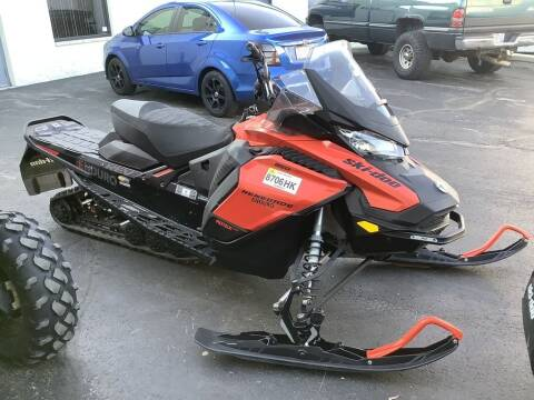 2019 Ski-Doo Renegade® Enduro™ 8 for sale at Road Track and Trail in Big Bend WI