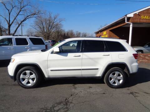 2012 Jeep Grand Cherokee for sale at Cade Motor Company in Lawrenceville NJ