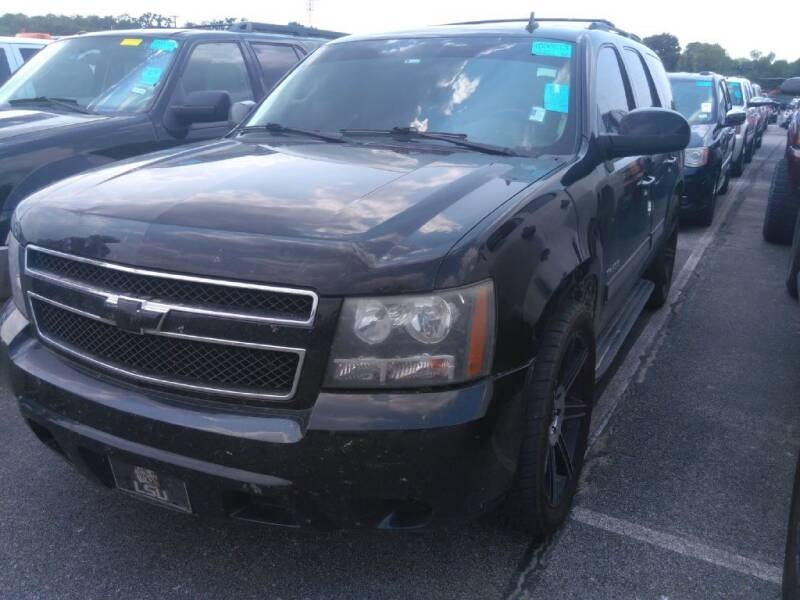 2011 Chevrolet Tahoe for sale at HERMANOS SANCHEZ AUTO SALES LLC in Dallas TX