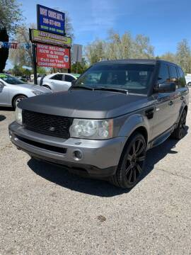 2009 Land Rover Range Rover Sport for sale at Right Choice Auto in Boise ID