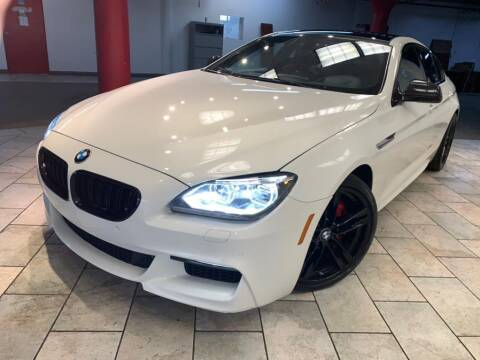 2015 BMW 6 Series for sale at EUROPEAN AUTO EXPO in Lodi NJ