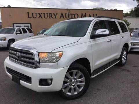 2008 Toyota Sequoia for sale at Consumer Auto Credit in Tampa FL