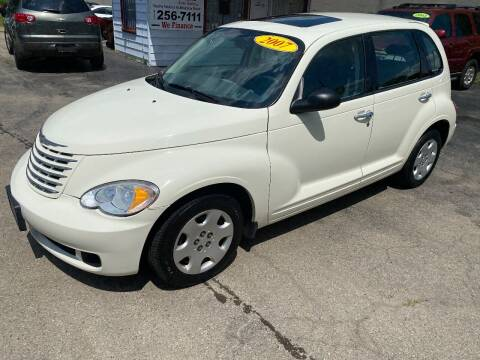 2007 Chrysler PT Cruiser for sale at Double Take Auto Sales LLC in Dayton OH