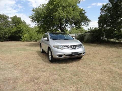 2011 Nissan Murano for sale at Vamos-Motorplex in Lewisville TX