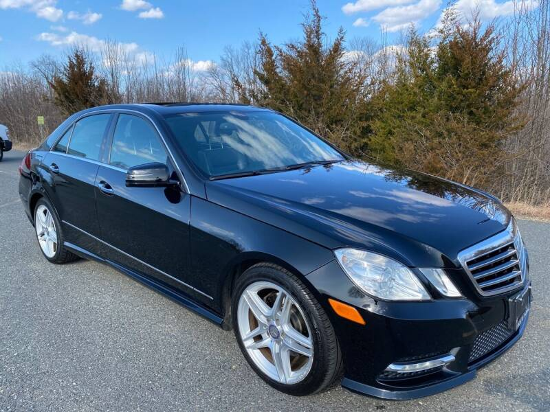 2013 Mercedes-Benz E-Class for sale at Used Cars of Fairfax LLC in Woodbridge VA