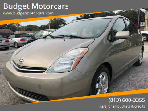2007 Toyota Prius for sale at Budget Motorcars in Tampa FL