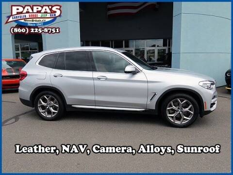 2020 BMW X3 for sale at Papas Chrysler Dodge Jeep Ram in New Britain CT