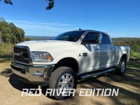 2018 RAM Ram Pickup 2500 for sale at RED RIVER DODGE - Red River of Malvern in Malvern AR