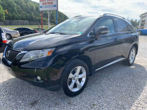 2011 Lexus RX 350 for sale at Gary Sears Motors in Somerset KY