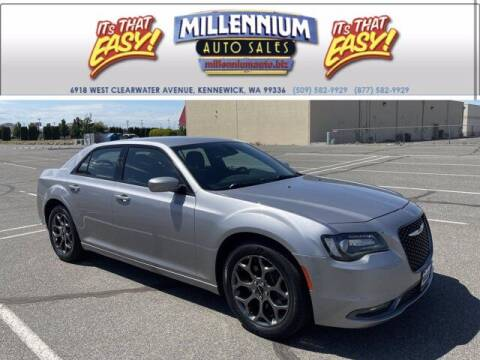 2017 Chrysler 300 for sale at Millennium Auto Sales in Kennewick WA