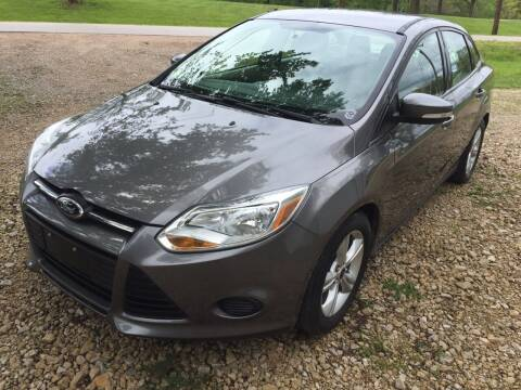 2014 Ford Focus for sale at Budget Auto Sales in Bonne Terre MO