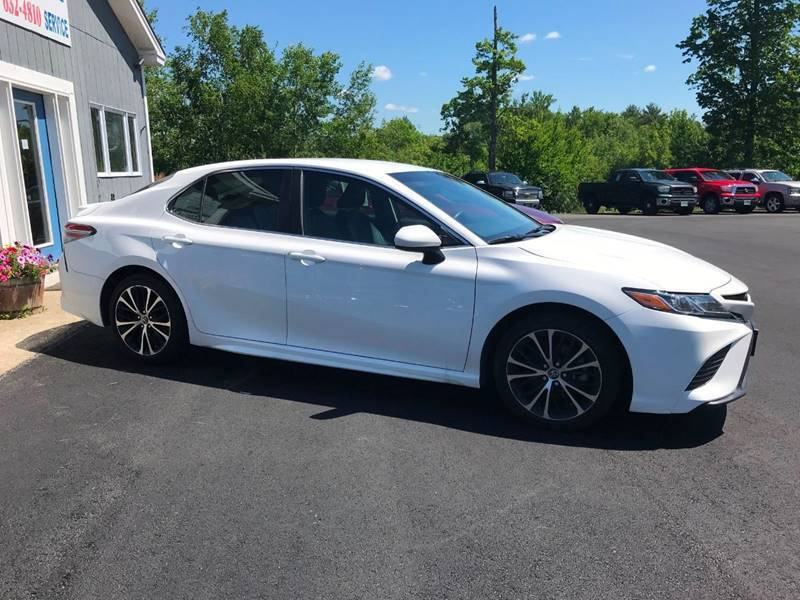 2018 Toyota Camry for sale at Mascoma Auto INC in Canaan NH