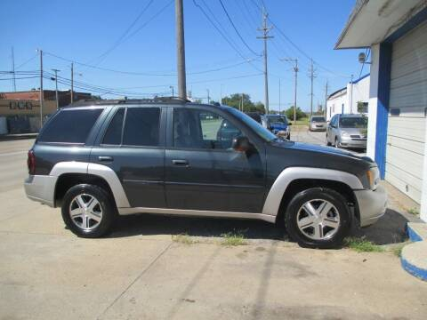 2005 Chevrolet TrailBlazer for sale at 3A Auto Sales in Carbondale IL