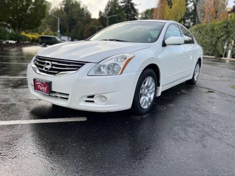 2010 Nissan Altima for sale at Apex Motors Inc. in Tacoma WA