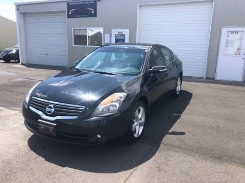 2009 Nissan Altima for sale at McMinnville Auto Sales LLC in Mcminnville OR