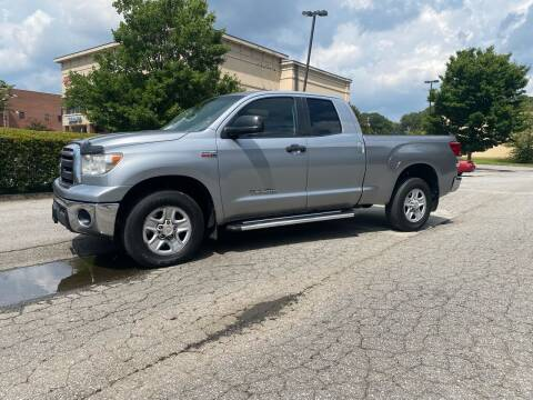 2011 Toyota Tundra for sale at GTO United Auto Sales LLC in Lawrenceville GA