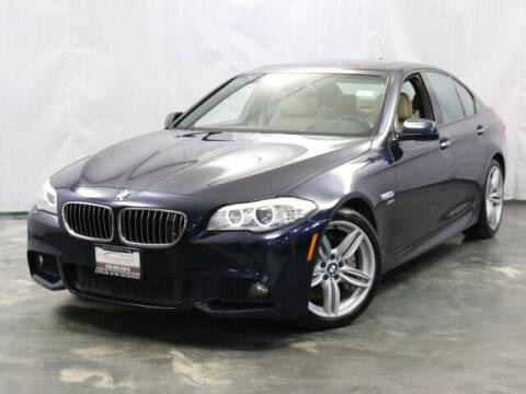2011 BMW 5 Series for sale at United Auto Exchange in Addison IL