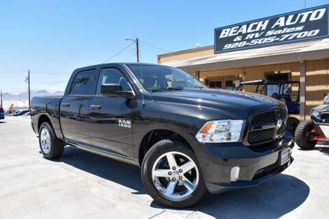 2017 RAM Ram Pickup 1500 for sale at Beach Auto and RV Sales in Lake Havasu City AZ