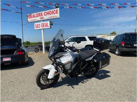 2015 KTM 1290 Super Adventure for sale at Dealers Choice Inc in Farmersville CA